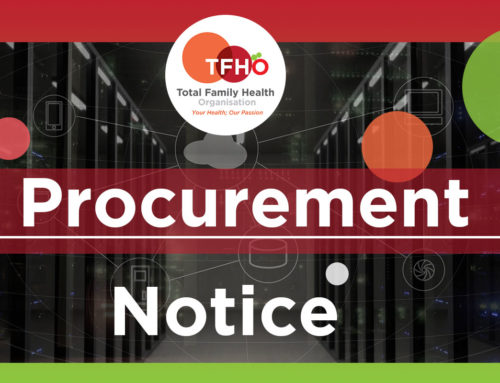 TFHO Procurement – Expression of Interest – Sato Pan Tv Commercial Production